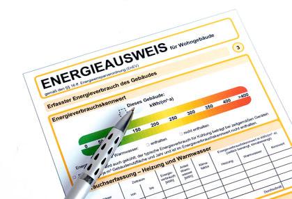Titelbild Energieausweis