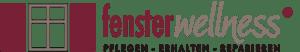 Logo Fensterwellness