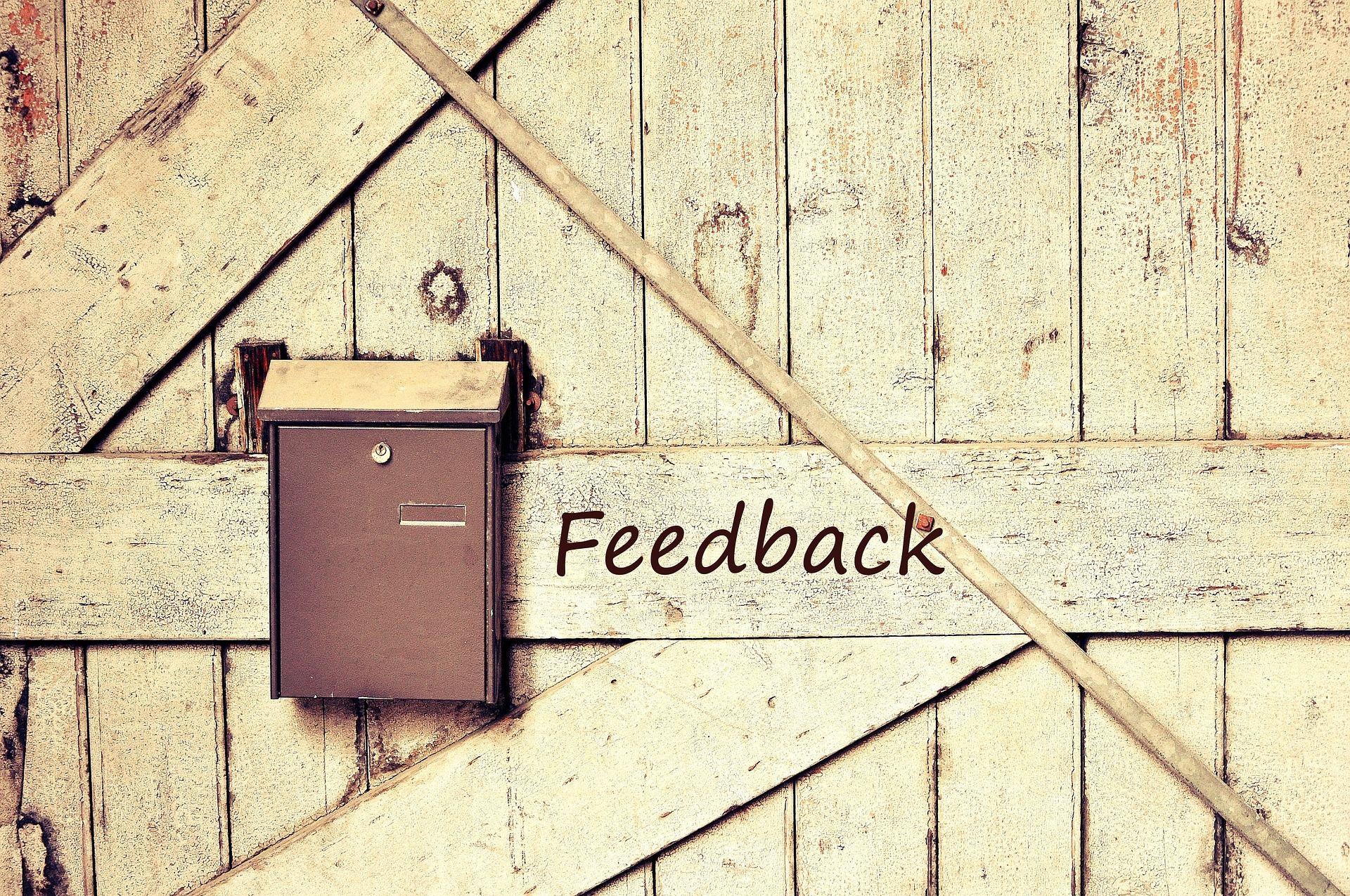 Titelbild 5 Tipps für mehr Interaktion auf Ihrem Blog Feedback Bild