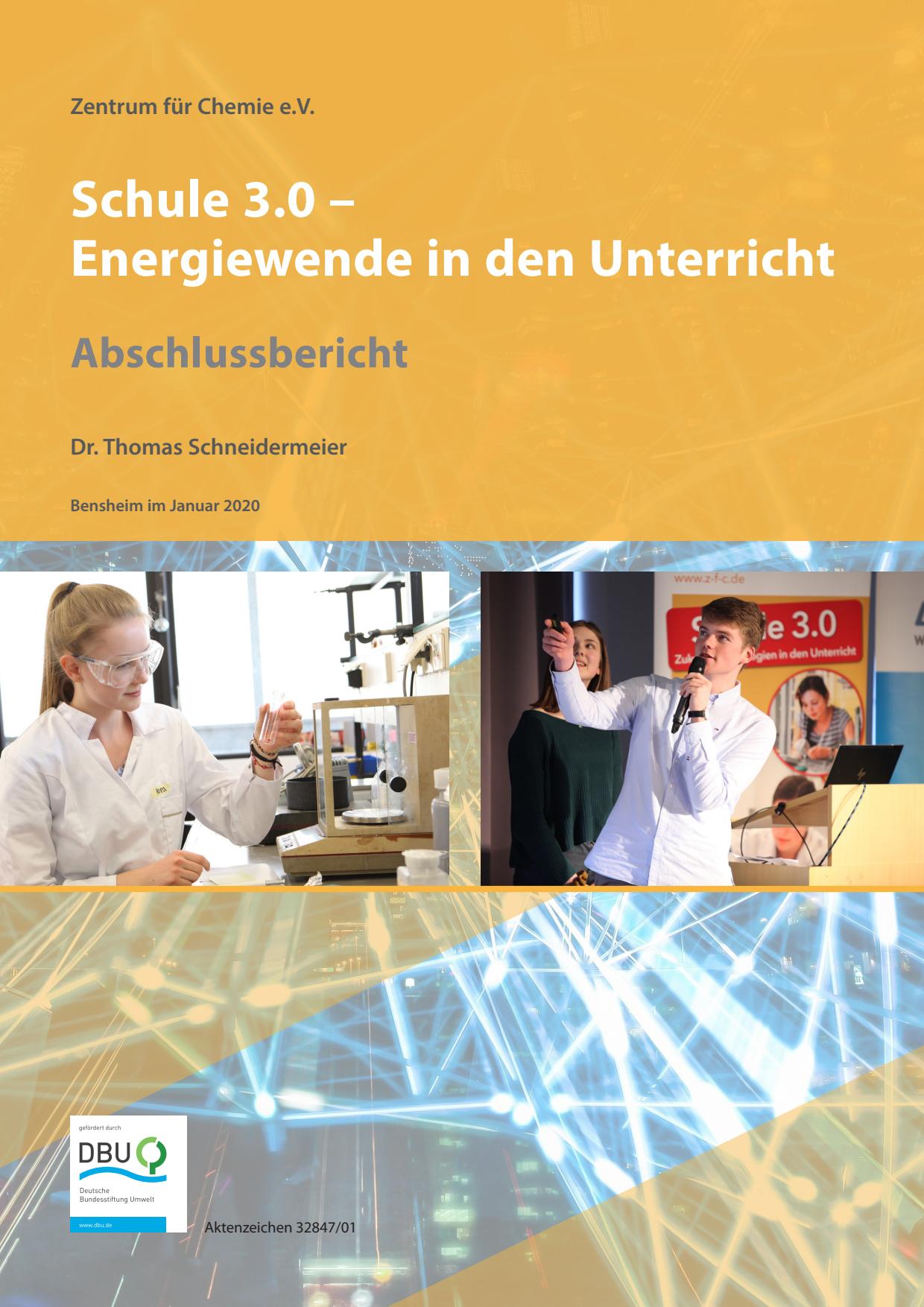 Titel DBU-Abschlussbericht