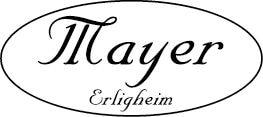 Mayer Erligheim Logo Catering