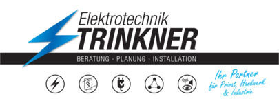 Logo Trinkner Elektrotechnik