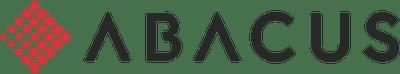 Abacus Logo rot schwarz