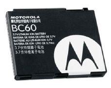 Batterie motorola bc60* CH133569
