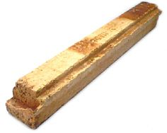 Brique droite inferieure cuisiniere bois charbon De dietrich 2705