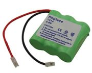 batterie 3,6v 300mah cable et wireless