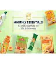 Monthly Essentials