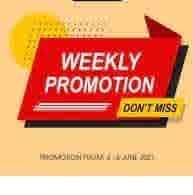 Weekly Promotion