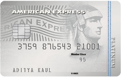 American Express™ Platinum Travel Credit Card