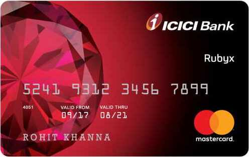 ICICI Bank™ Rubyx Credit Card