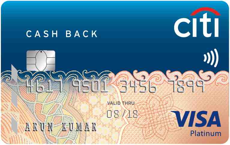 Citi™ Cash Back Credit Card