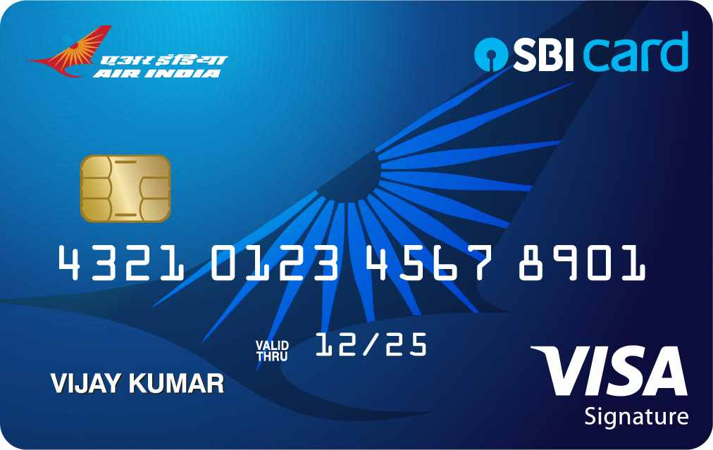 Air India SBI Signature Credit Card