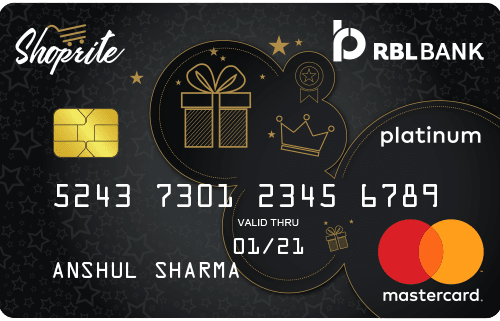 RBL™ Shoprite Credit Card