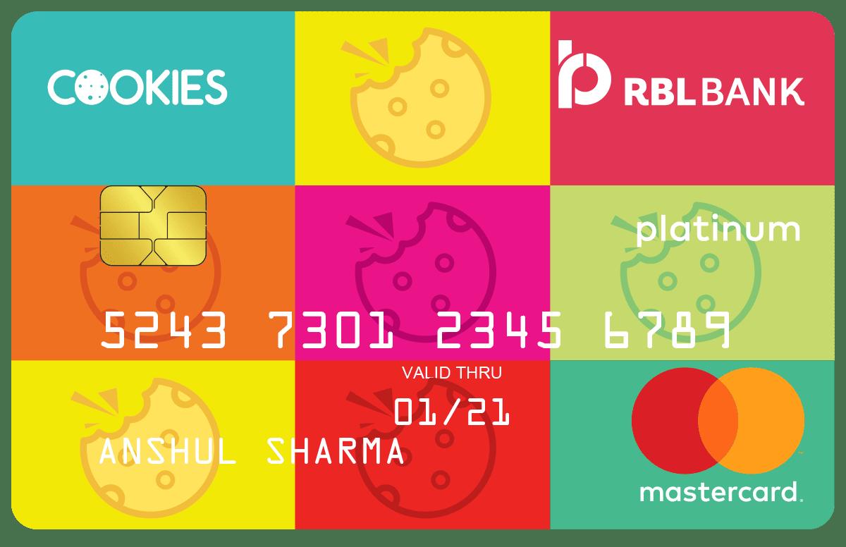 RBL™ Cookies Credit Card