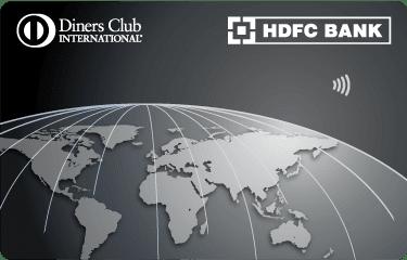 HDFC Bank Diners Club Black