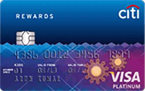 Citi™ Rewards Credit Card