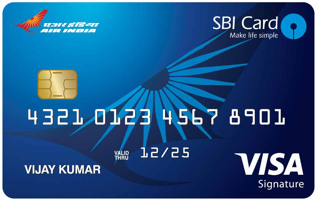 Air India SBI™ Signature Credit Card