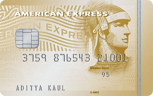 The Everyday Spend American Express® Gold Credit Card