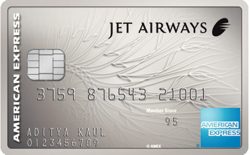 Jet Airways American Express® Platinum Credit Card