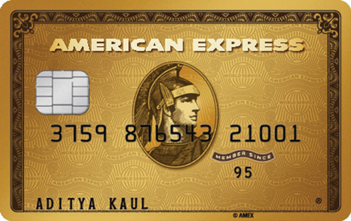 American Express™ Gold Card