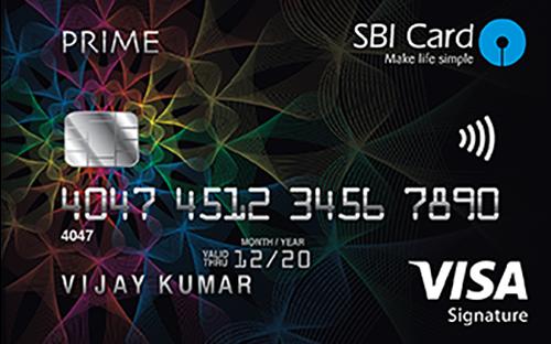 SBI™ Card Prime