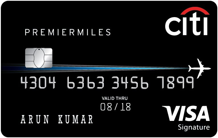 Citi™ PremierMiles Credit Card