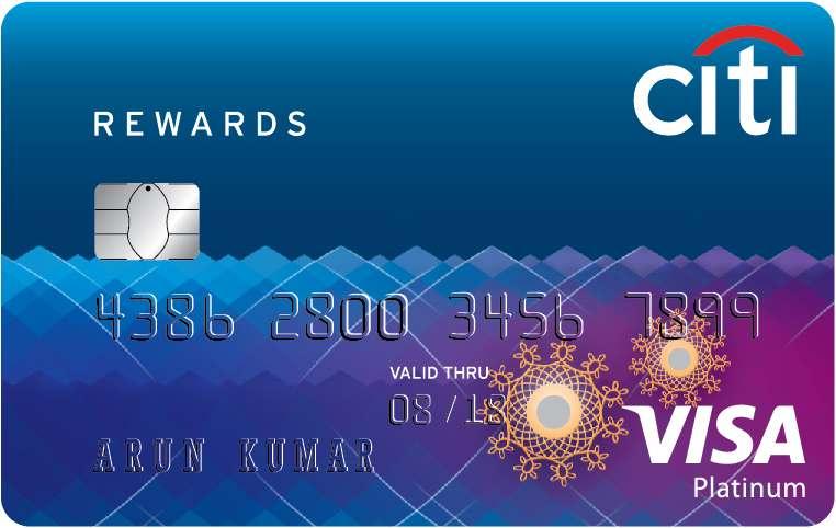 Citi™ Rewards Credit Card