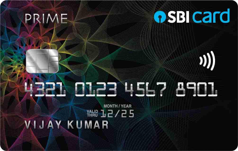 SBI Card Prime