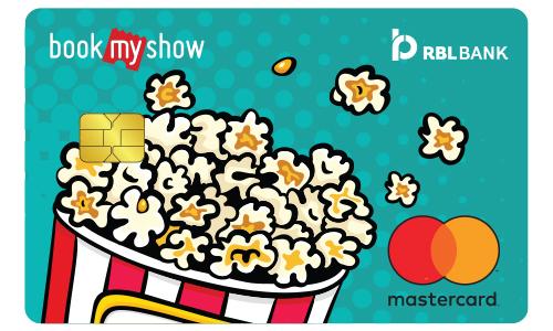 RBL Popcorn Credit Card