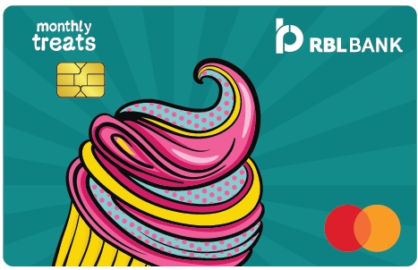 RBL Monthly Treats Credit Card