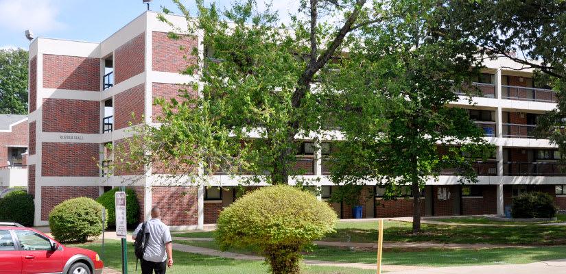 CBU Rozier Hall