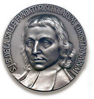 Distinguished Lasallian Educator Medallion