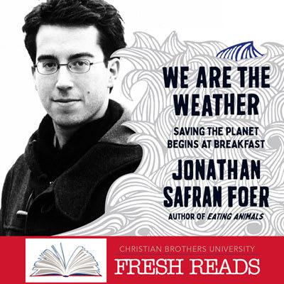 Jonathan Safran Foer: Fresh Reads Event