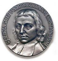 Distinguished Lasallian Educator Medallion