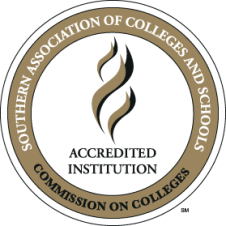 SACSCOC Accreditation logo