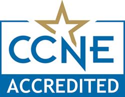 CCNE Nursing Accreditation Seal