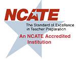 NCATE Accreditation logo
