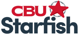 CBU Starfish Logo