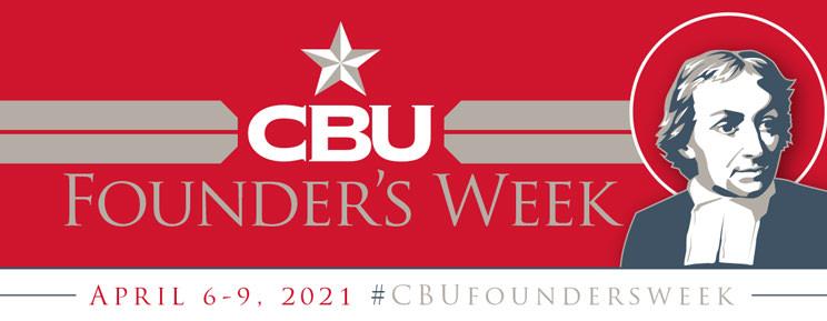 Founders Week - April 6-9 2021