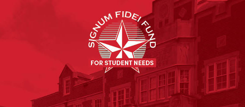 Signum Fidei Fund for Student Needs