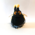 BIRGER THE BUMBLEBEE KEYRING