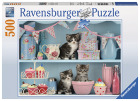 CATS & CUPCAKES 500