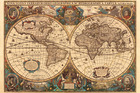 PUSLESPILL ANTIQUE MAP 5000