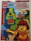 AKT BOK LEGO CITY SKOGENS BRAN