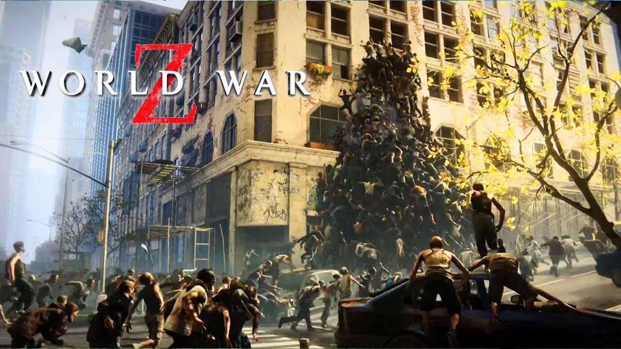 World War Z Sukses Terjual 1 Juta Kopi