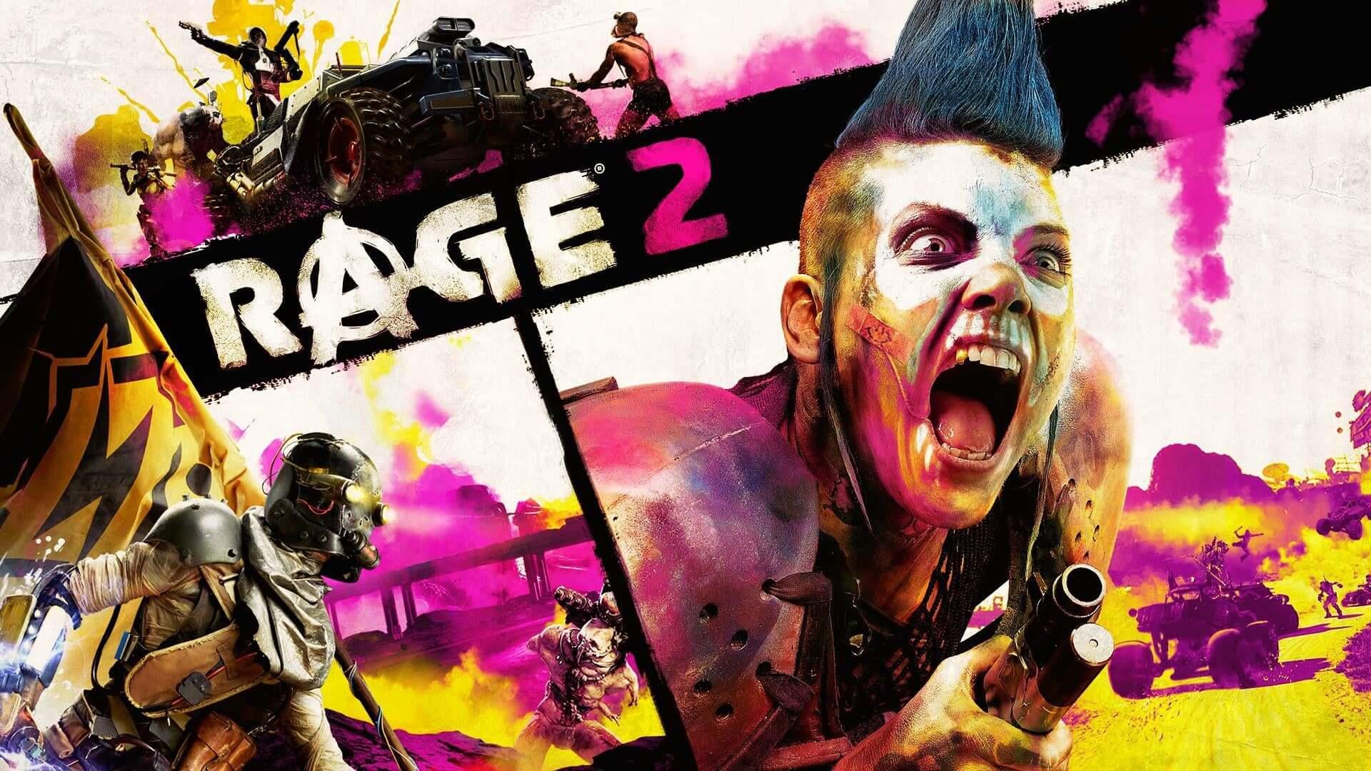 5 Hal Menarik Di Rage 2