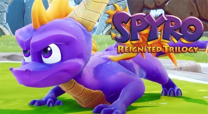 Spyro Reignited Trilogy Akan Meluncur Untuk PC