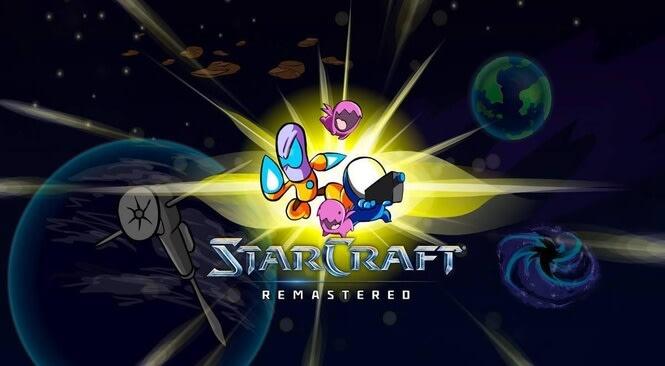 Starcraft Remastered Dapatkan Graphic Pack Baru