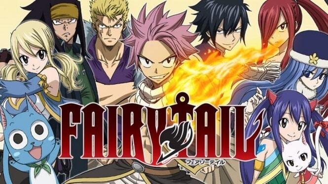 Fairy Tail RPG Diumumkan Koei Tecmo