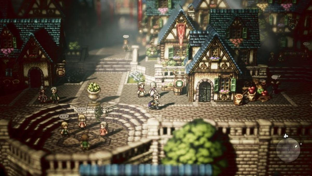 Octopath Traveler Akan Tuju PC